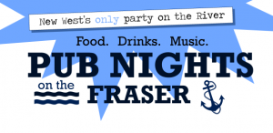 Pub Night on the Fraser River