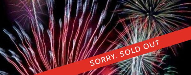SOLD-OUT-Fireworks Dinner Cruise -