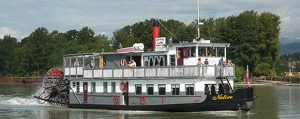 Royal City Riverboat Tour Cruise