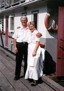 Vancouver Paddlewheeler Riverboat Tours - Doug and Helga