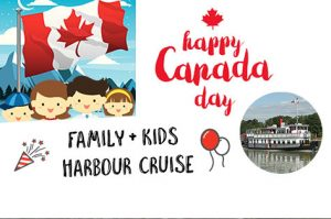 Canada Day Special - Family + Kids Harbour Cruise - Royal City Riverboat Tour
