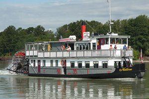 Royal City Riverboat Tour