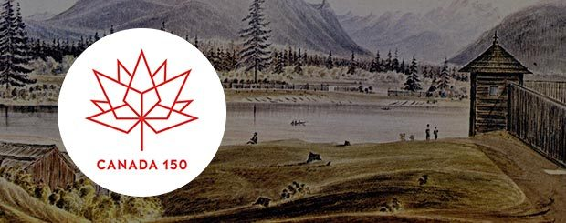Canada Day – Historic Fort Langley Tour - Canada Day