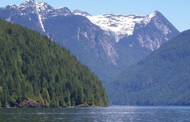 Pitt Lake Wilderness Tour