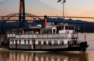 Private Charters, Parties, Events on the Paddlewheeler River Boat - Vancouver