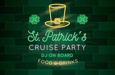 St. Paddy's Day Pub Night (19+) Vancouver Paddlewheeler Boat