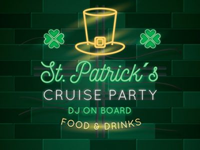 St. Paddy's Day Pub Night (19+) Vancouver Paddlewheeler Boat