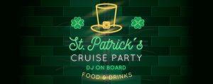 St. Patrick's Day Pub Night (19+) Vancouver Paddlewheeler Boat