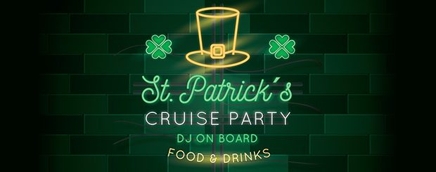 St. Patrick's Day Pub Night (19+) Vancouver Paddlewheeler Boat