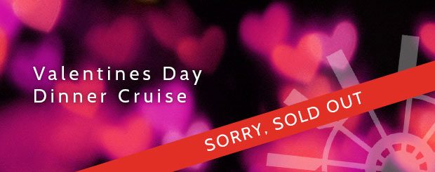 Valentine's Day Dinner Cruise - Vancouver Paddlewheeler, New West