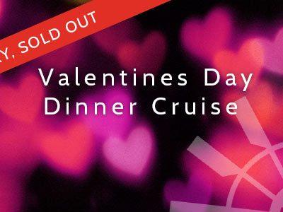 Valentine's Day Dinner Cruise - Vancouver Paddlewheeler, New West, BC - Fraser River