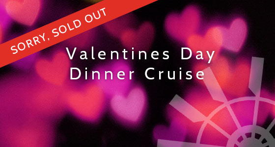 Valentine\'s Day Dinner Cruise - Vancouver Paddlewheeler Riverboat ...