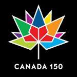 Canada 150 Logo Paddlewheeler