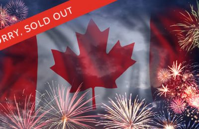 Canada Day Fireworks Cruise - sold out