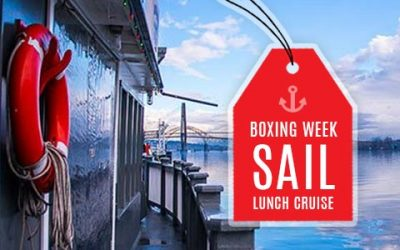 "Boxing Week ""Sail"" Sale Lunch Cruise"