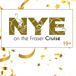 New Year's Eve on the Fraser - Paddlewheeler, Vancouver, New Westminster, BC