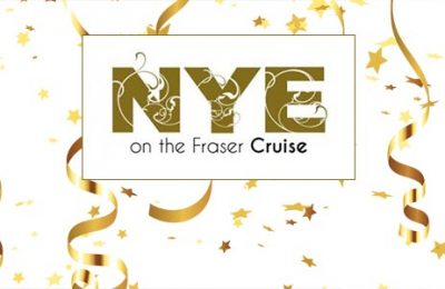 New Year's Eve on the Fraser - Vancouver Paddlewheeler, New west