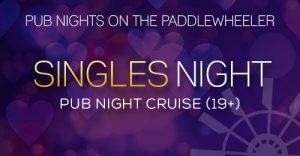 Singles Night Pub Night 19+ :: Vancouver Paddlewheeler Riverboat Tours + Cruises