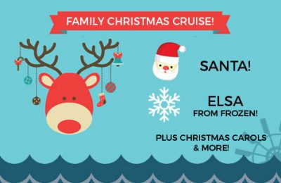 Family Christmas Cruise - Vancouver Paddlewheeler