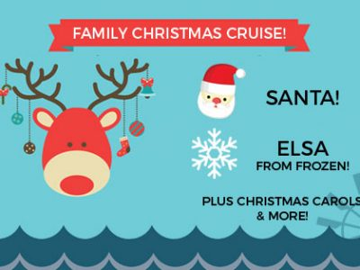 Paddlewheeler Family Christmas Cruise