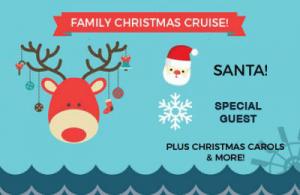 Family Christmas Cruise - Vancouver Paddlewheeler