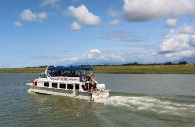 Ladner Wetlands Cruise - Paddlewheeler Riverboat Tours
