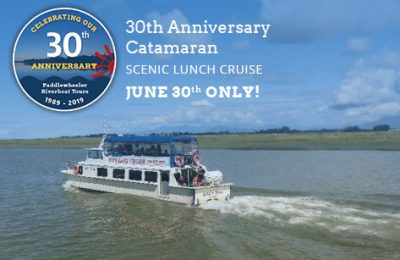 30th Anniversary Special - Vancouver Paddlewheeler