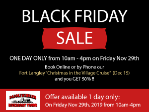 BLACK FRIDAY SALE - vancouverpaddlewheeler.com