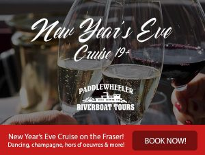 New Years Eve on the Fraser!